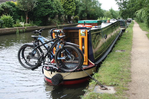 Storing Bikes On Boats